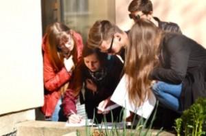 workshop na téma Velikonoce