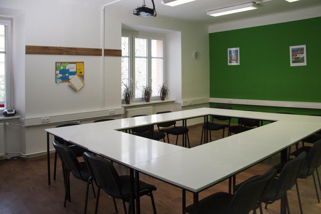Naše učebny v Brně