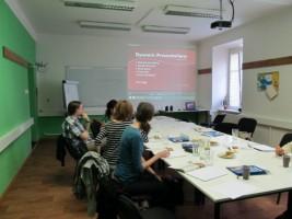 Lektoři se na semináři dozvěděli, jak mohou inovovat svoji výuku.