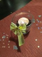 vánoční HOPE party_dekorace