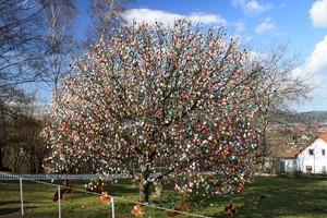 velikonoční strom_Německo