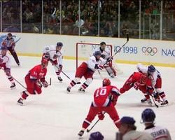 hokej nagano 1998_Česko vs Rusko