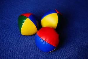 žonglování v Rusku