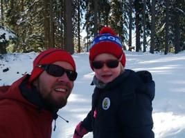 Markku s dcerou