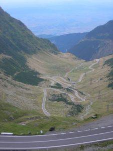 V rumunských horách
