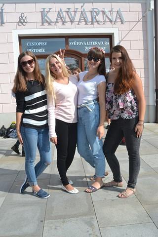 Yulia v Havlíčkově Brodě