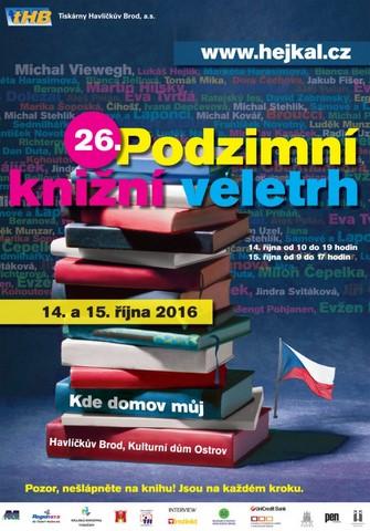 26. Podzimní knižní veletrh